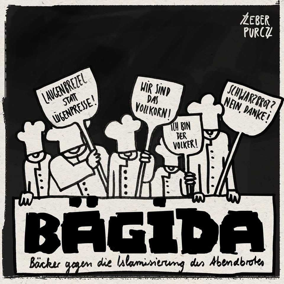 Bägida: Bäcker gegen Islamisierung des Abenbrotes