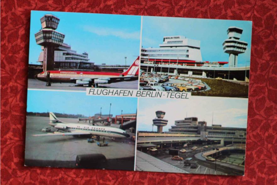 Das Bauwerk, das überlebte: Der Flughafen Tegel in Berlin